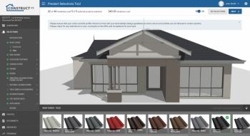 Constructive 3D Colour Selections